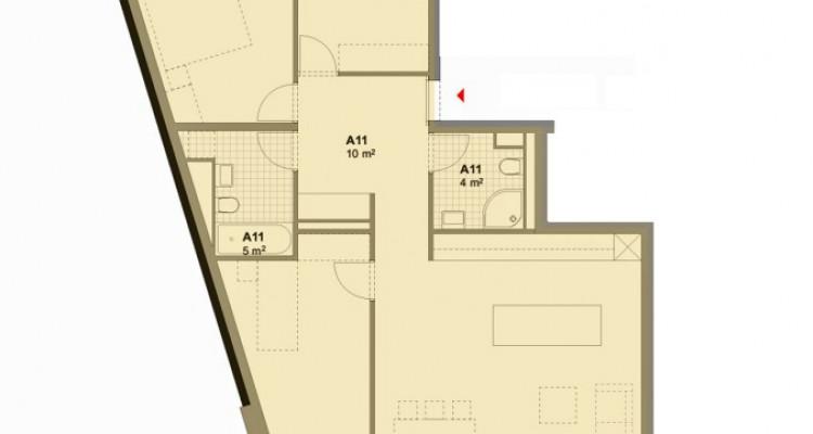 FOTI IMMO - Magnifique appartement de 4 pièces les pieds dans leau ! image 4