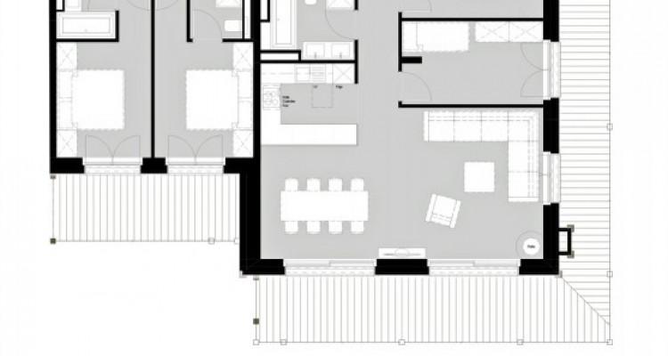 FOTI IMMO - Appartement de standing de 5,5 pièces dans station de ski ! image 5