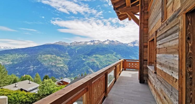 FOTI IMMO - Appartement de standing de 5,5 pièces dans station de ski ! image 4