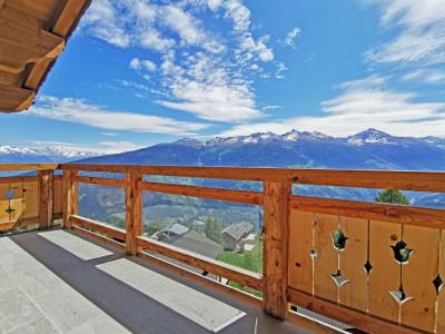 FOTI IMMO - Attique de standing de 4,5 pièces dans station de ski ! image 1