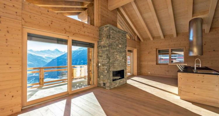 FOTI IMMO - Attique de standing de 5,5 pièces dans station de ski ! image 2
