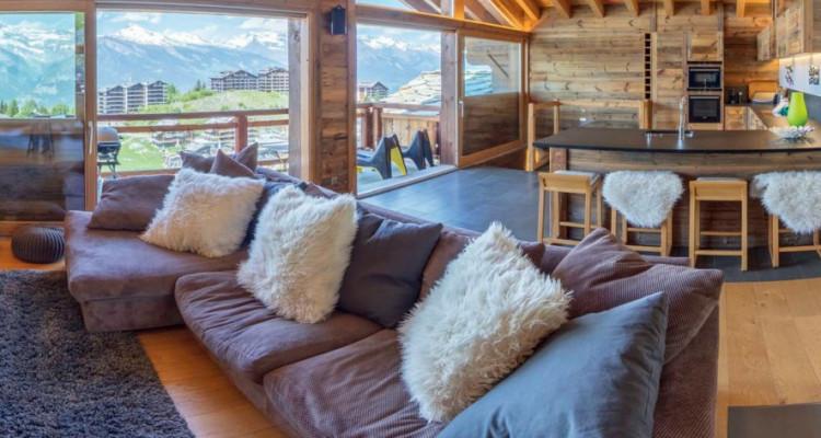 FOTI IMMO - Attique de standing de 5,5 pièces dans station de ski ! image 3