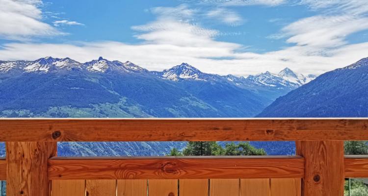 FOTI IMMO - Attique de standing de 5,5 pièces dans station de ski ! image 6