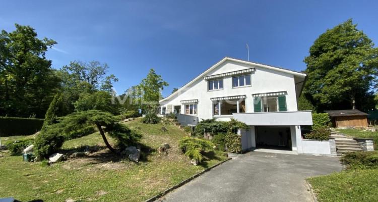 Belle maison individuelle de 7,5P à Genthod image 12