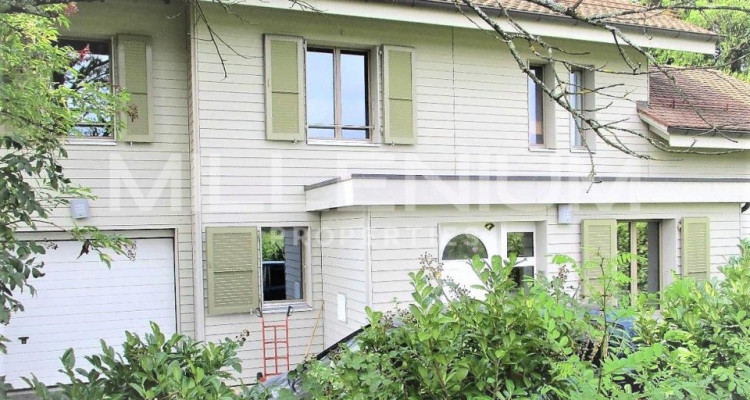 Charmante maison jumelée de 9 P à Choulex. image 1