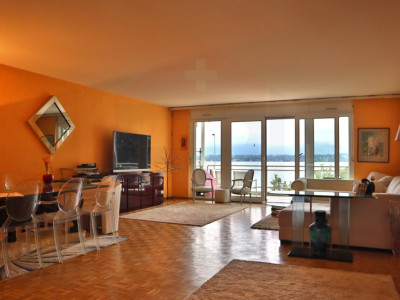 Superbe appartement vue lac - 3 chambres image 1