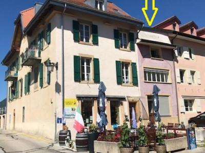 Maison villageoise au coeur du Vieux Cormondrèche image 1