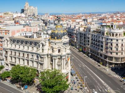 Magnifique immeuble résidentiel off-market sur Madrid-Espagne image 1