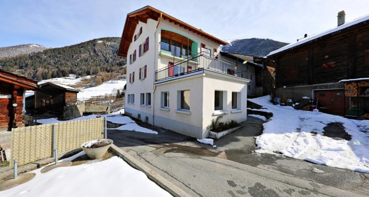 Magnifique maison villageoise 5 p / 3 chambres / 3 SDB / terrasses image 15