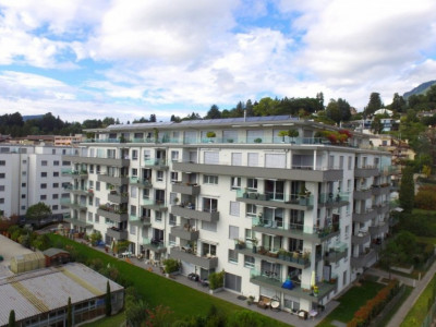 Charmant 3.5 pièces avec balcon + place de parc image 1
