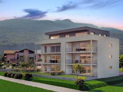 FOTI IMMO - Bel appartement de 3,5 pièces avec un grand balcon. image 1
