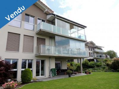 VENDU - Appartement 4.5 pièces avec jardin 480 m². image 1