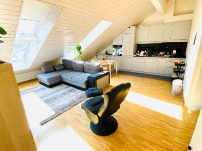 Lumineux appartement de 2,5 pièces, à Epalinges image 1