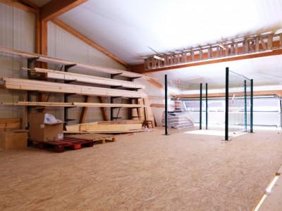PPE 3 lots - Local/atelier - Halle industrielle  + grand bureau  image 1