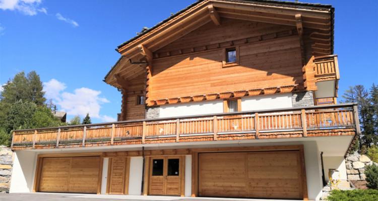 Superbe Chalet Résidentiel individuel ou de 2 appartements,  à choix ! image 6