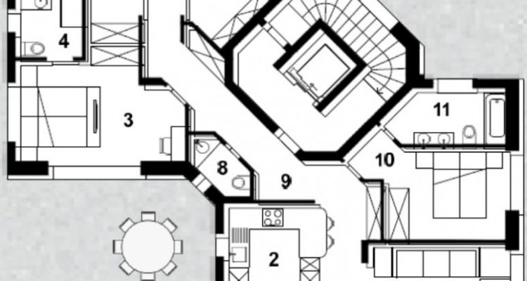 Superbe Chalet Résidentiel individuel ou de 2 appartements,  à choix ! image 14