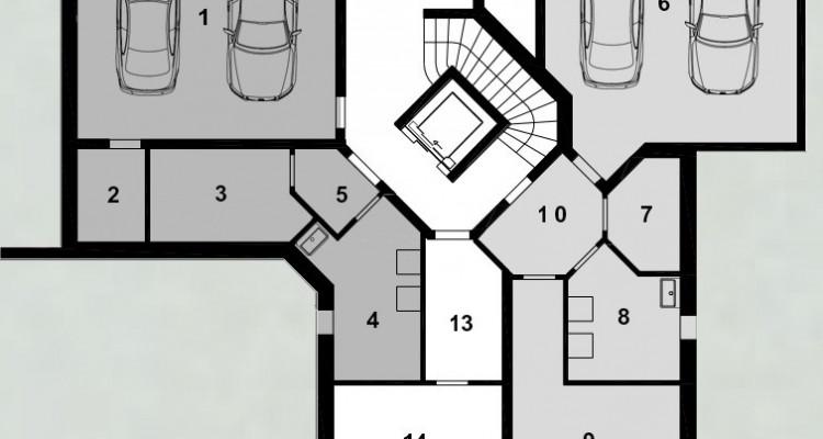 Superbe Chalet Résidentiel individuel ou de 2 appartements,  à choix ! image 15