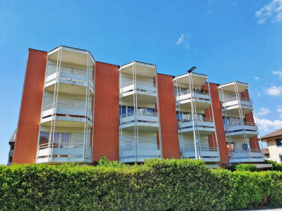 FOTI IMMO - Attique de 4,5 pièces avec balcons, pour investisseur. image 1