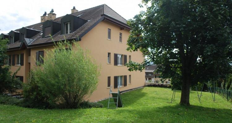 Bel appartement lumineux de 3.5 pièces avec balcon image 2