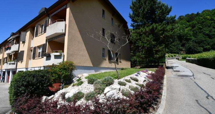 Bel appartement lumineux de 3.5 pièces avec balcon dans quartier tranquille. image 2