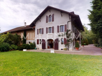 Maison de charme à louer à Choulex image 1