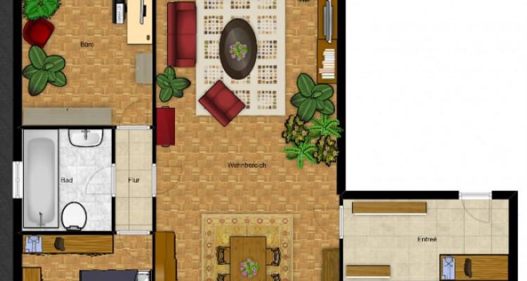 Frühlingsstart in ihrer neuen Wohnung mit Gartenanteil image 14