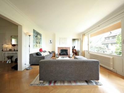 Magnifique appartement 5.5p dans Maison sur Lac / cheminée et balcon image 1