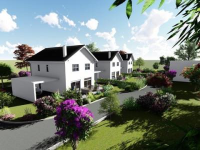 Nouvelle promotion de 3 villas individuelles à Rueyres-St-Laurent image 1