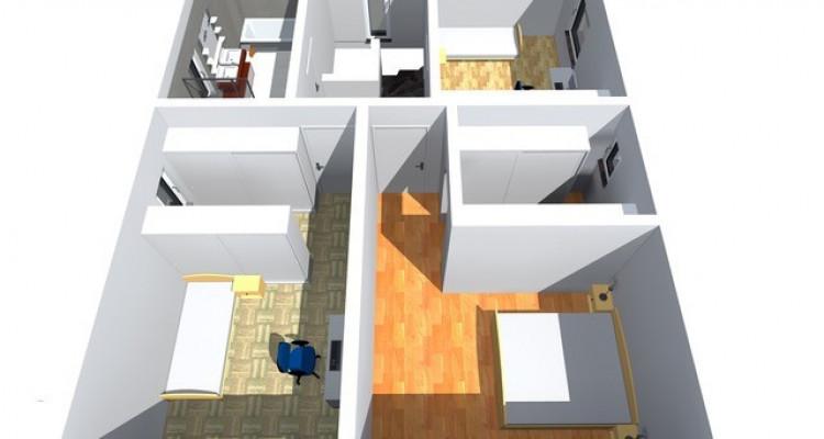 Permis de construire délivré - Nouvelle promotion de 3 villas individuelles à 15 minutes de Fribourg image 8