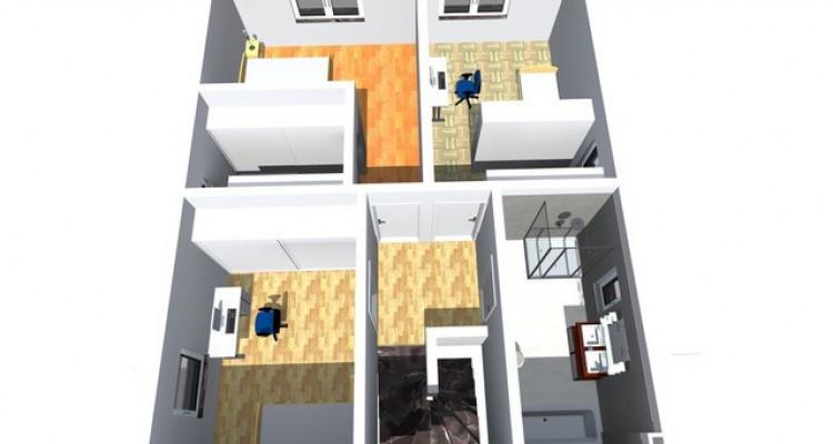 Permis de construire délivré - Nouvelle promotion de 3 villas individuelles à 15 minutes de Fribourg image 9