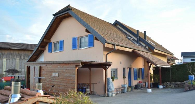 Belle maison mitoyenne à Auboranges (FR) image 2