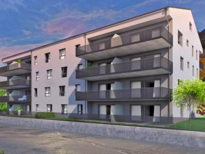 FOTI IMMO - Bel appartement de 3,5 pièces avec terrasse/jardin. image 1