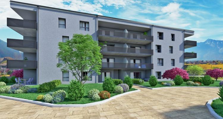 FOTI IMMO - Bel appartement de 3,5 pièces avec terrasse/jardin. image 4