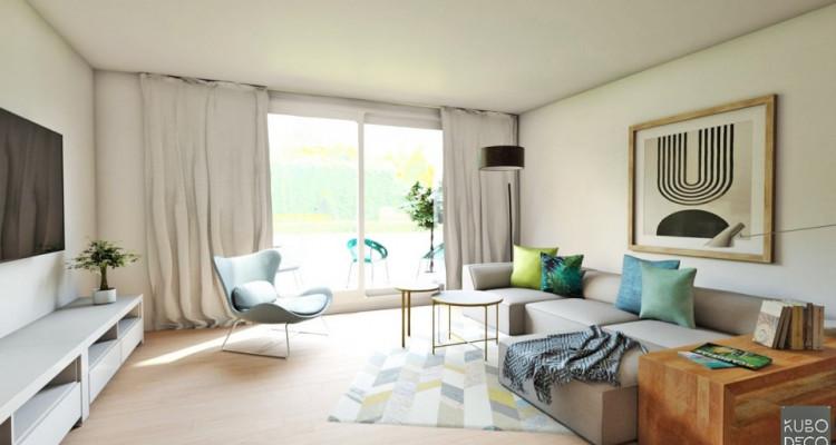 FOTI IMMO - Bel appartement de 3,5 pièces avec terrasse/jardin. image 3