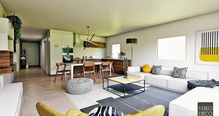 FOTI IMMO - Appartement de 4,5 pièces avec balcons. image 2