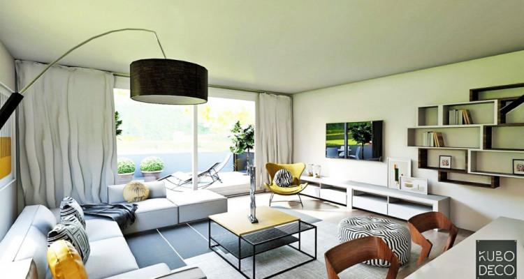 FOTI IMMO - Appartement de 4,5 pièces avec balcons. image 3