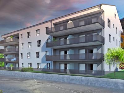 FOTI IMMO - Bel appartement de 3,5 pièces avec balcon. image 1