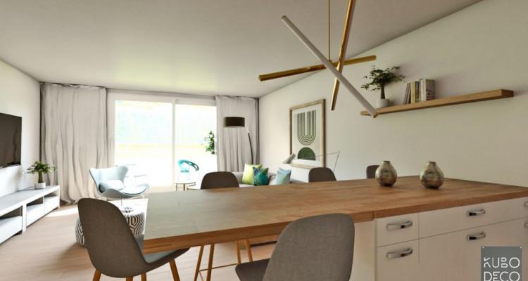 FOTI IMMO - Bel appartement de 3,5 pièces avec balcon. image 3