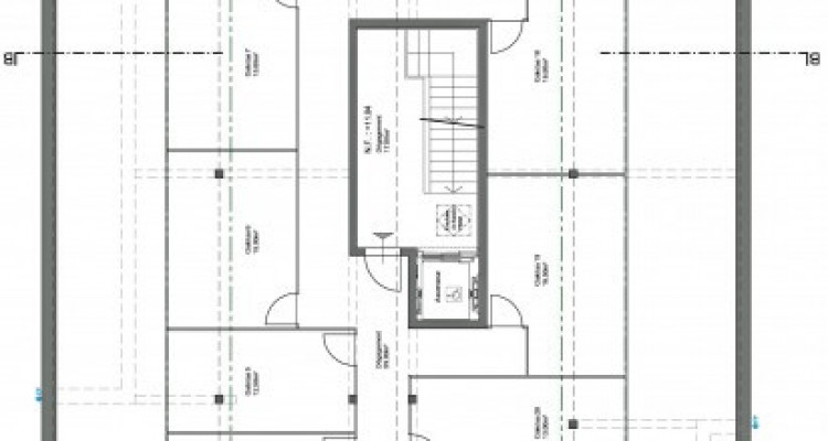 FOTI IMMO - Appartement en attique de 4,5 pièces avec balcons. image 5
