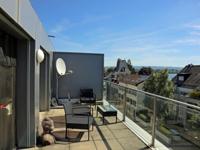 Exclusivité - Spacieux duplex avec 3 terrasses image 1