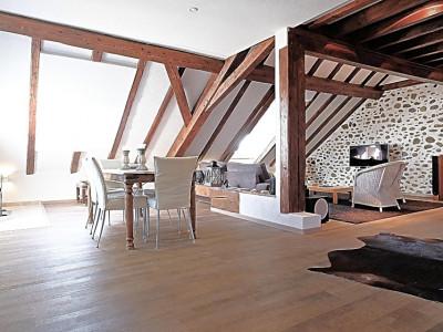 Magnifique loft / 1 chambre ouverte + mezzanine / Vue image 1