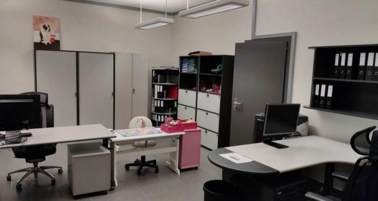FRIBOURG - Surfaces artisanales avec bureaux et grands dépôts image 1