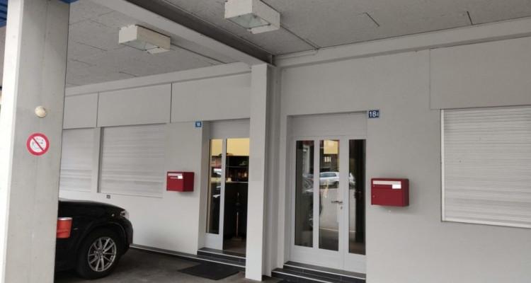 FRIBOURG - Surfaces artisanales avec bureaux et grands dépôts image 4