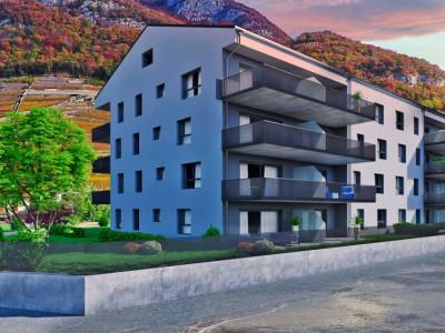 FOTI IMMO - Appartement de 4,5 pièces avec jardin. image 1