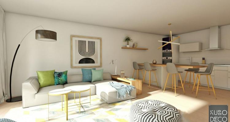 FOTI IMMO - Bel appartement de 3,5 pièces avec jardin. image 2