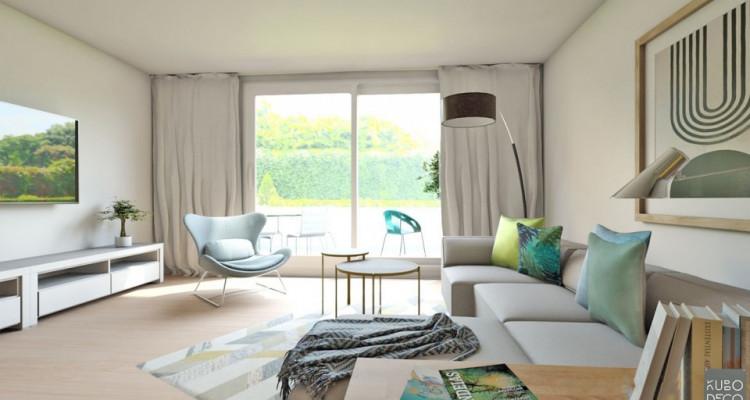 FOTI IMMO - Bel appartement de 3,5 pièces avec jardin. image 3