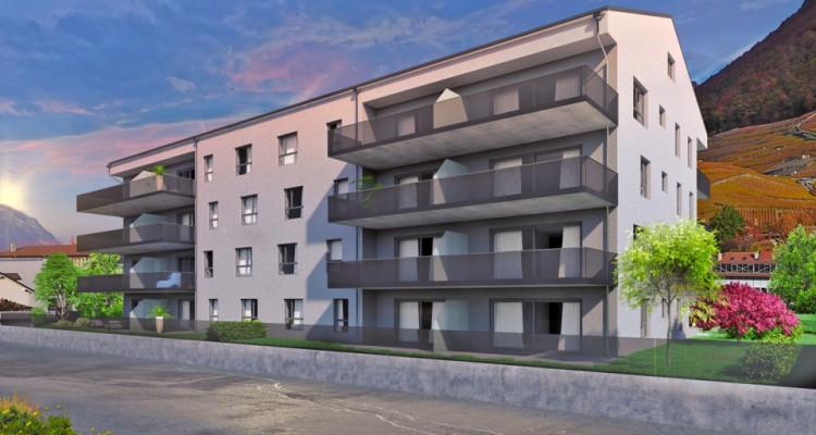 FOTI IMMO - Bel appartement de 3,5 pièces avec jardin. image 1