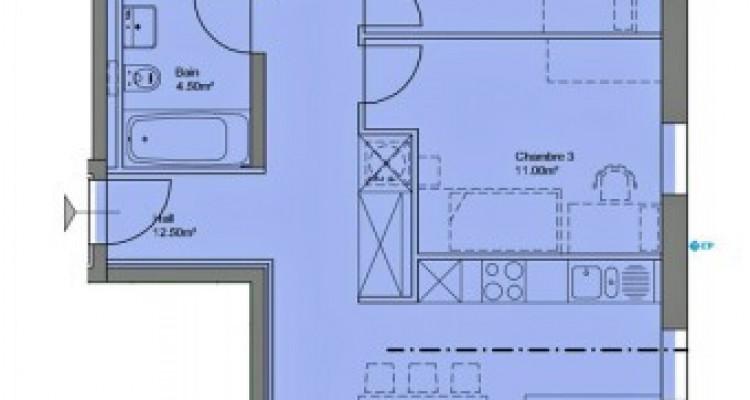 FOTI IMMO - Attique de 4,5 pièces avec balcon. image 5