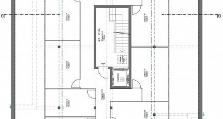 FOTI IMMO - Bel attique de 3,5 pièces avec balcon. image 5
