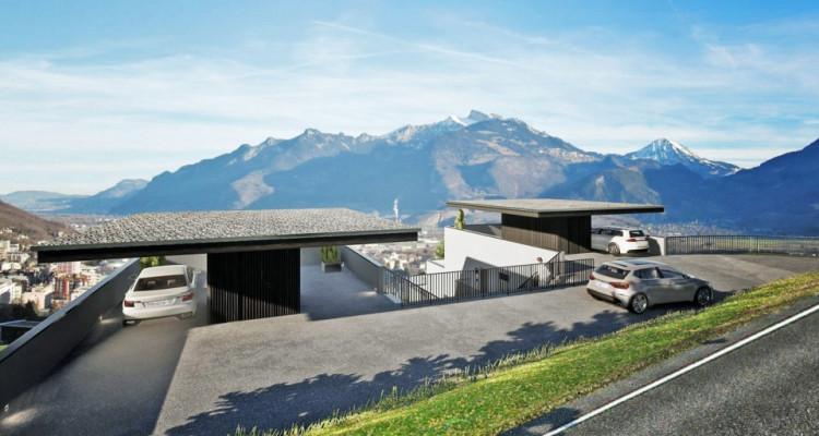 FOTI IMMO - Bel appartement en terrasse de 3,5 pièces. image 1